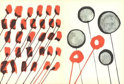 Alexander Calder, 'Derriere le Miroir No. 156', 1971