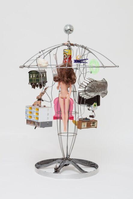 Sala Seddiki, 'Merry go round', 2015