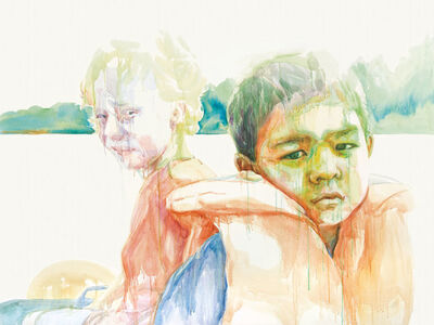 Eun-Joo Shin, 'Im selben Boot', 2007