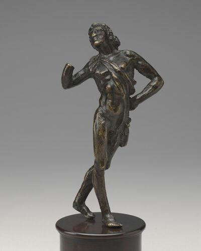 Giovanni Francesco Rustici, 'A Dancing Faun', model c. 1515, cast possibly mid, 16th century