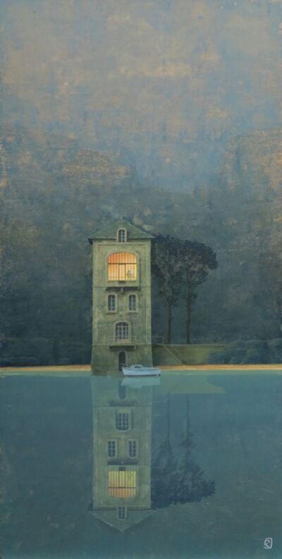 Philippe Charles Jacquet, 'le peintre', 2020