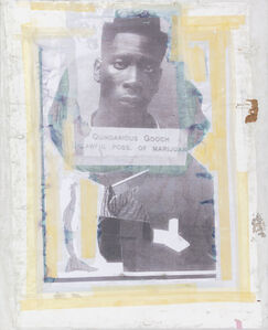 Moshekwa Langa, 'Surrogate Portrait of Matlatša Rangoanasha', 2018