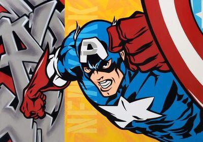 SEEN, 'Captain america', 2016