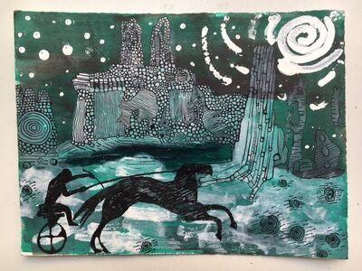 Joshua Goode, 'Horse and Rider'