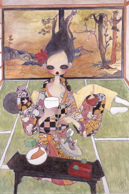 Aya Takano, 'The Weightless Room', 2004