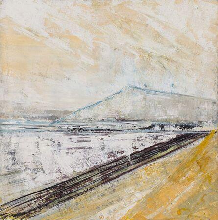 Margot Voorhies Thompson, 'Desert Poem, Windblown', 2017