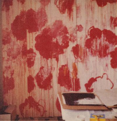 Cy Twombly, 'Gaeta', 2008