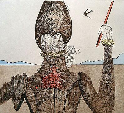 Salvador Dalí, 'The Dreamer: History of Don Quixote Suite ', 1981