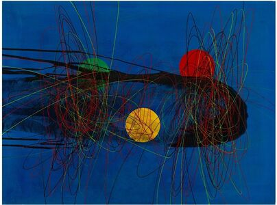 Roberto Crippa, 'Spirali', 1952