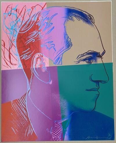 Andy Warhol, 'George Gershwin, from Ten Portraits of Jews of the Twentieth Century', 1980