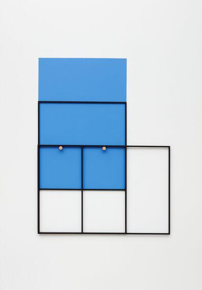 Mateo López, 'Estructura Modular No. 2', 2018