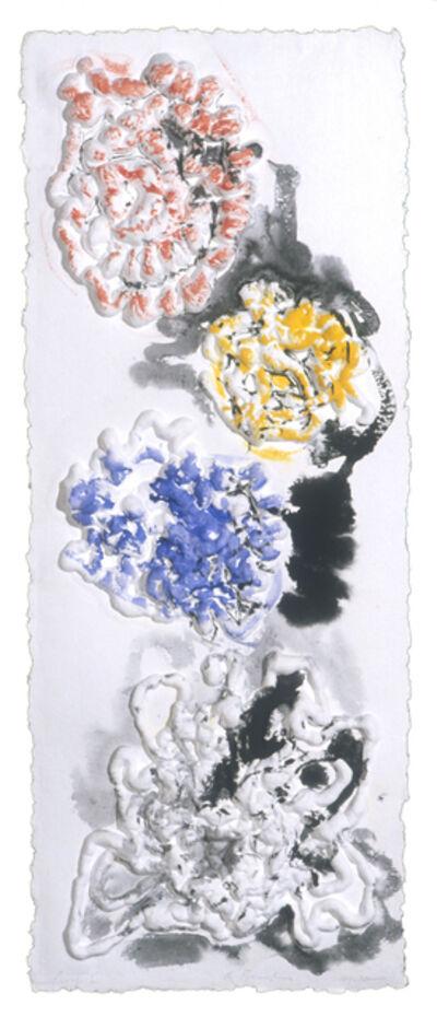 Lynda Benglis, 'Color Echoes', 2001