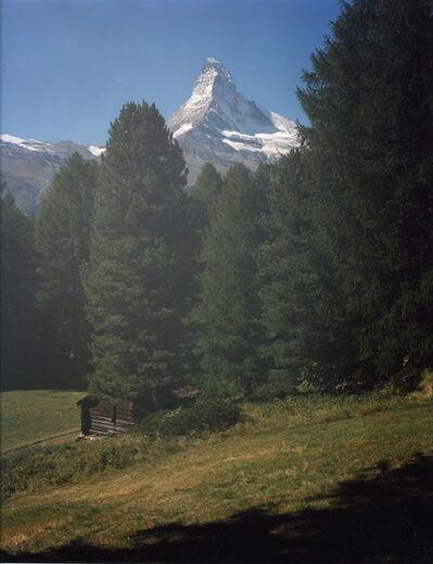 Daniel Gustav Cramer, 'Matterhorn I', 2014
