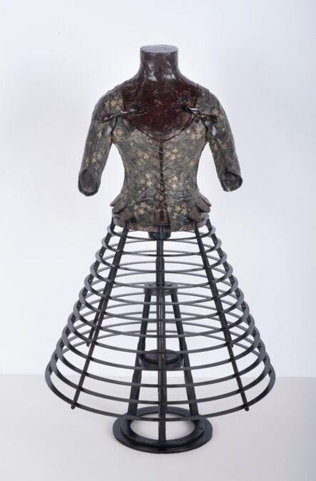 Jacques Payette, 'Corset avec cerceaux plats', 2016