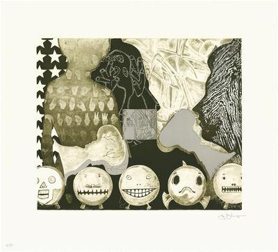 Jasper Johns, 'Shrink Dink 4', 2011
