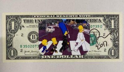 Death NYC, 'Simpson One Dollar', 2017