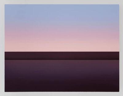 Pierre Dorion, 'Etude pour dusk (crepusculo)', 2013