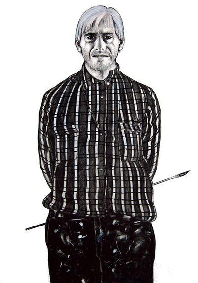 Alfred Leslie, 'Bill DeKooning in 1966', 2011
