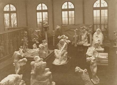 Jacques-Ernest Bulloz, 'Vue d'ensemble de Pavillon de l'Alma à Meudon (View of Alma Pavillon at Meudon)', 1904-1905