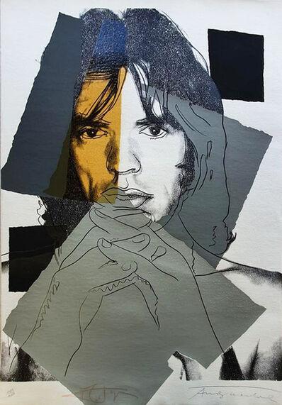 Andy Warhol, 'Mick Jagger (FS II.147)', 1975