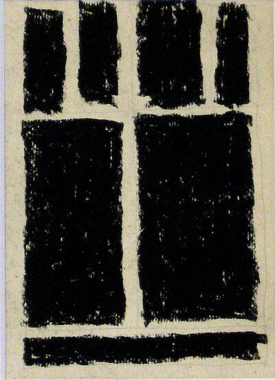 Aurelie Nemours, 'Re Rom 387 A', ca. 1960