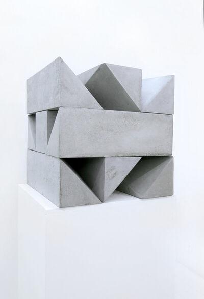 Aldo Chaparro, 'Re-Thinking Carl Andre's TRABUM (1977)', 2015