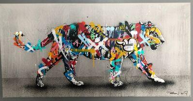 Martin Whatson, 'Tiger (Canvas Edition)', 2017