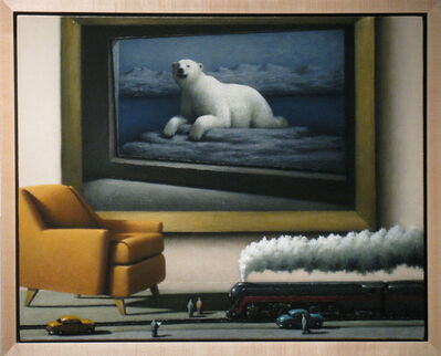 Michael Chapman, 'Dark Utterance', 2010