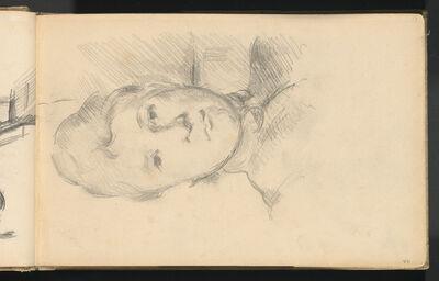 Paul Cézanne, 'Madame Cézanne', 1888/1891