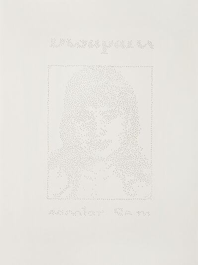 Johanna Calle, 'Desaparecida/Missing', 1999