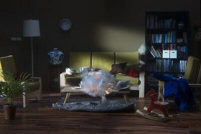 Yuan Goang-Ming 袁廣鳴, 'Dwelling-Moment II', 2014
