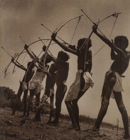 Sunil Janah, 'Santal Boys, Bihar', 1940-1960