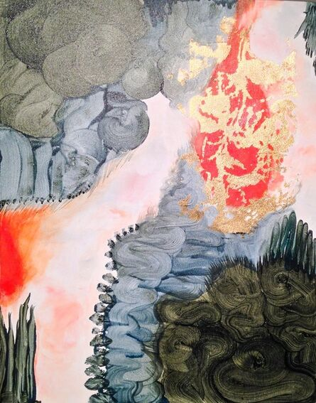 Peggy Cyphers, 'Geo Icon Plant', 2015