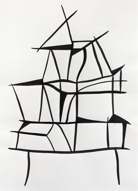 Lena Ditlmann, 'House #1', 2016