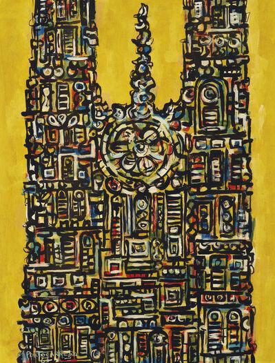 René Portocarrero, 'Catedral', 1963