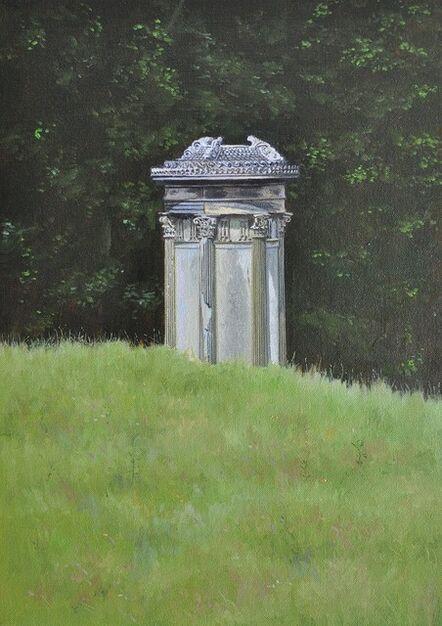 Carl Laubin, 'The Choregic Monument, Shugborough', 2013