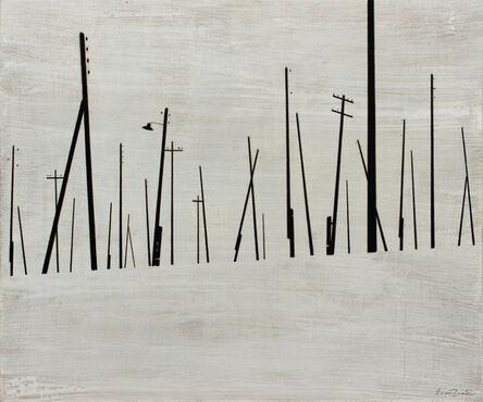 Rinat Voligamsi, 'Pillars', 2015