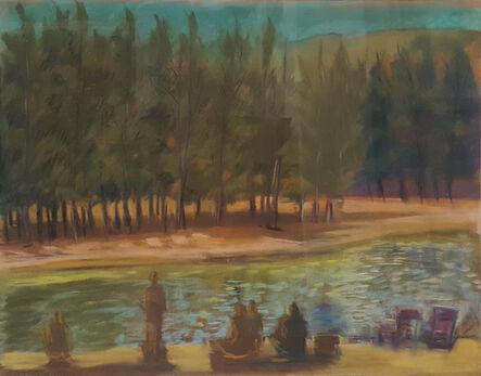 Carlos Almaraz, 'Kalihiwai River', 1984