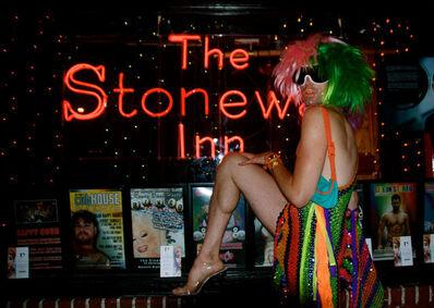 Ruben Natal-San Miguel, 'Stonewall Inn', 2015