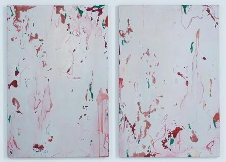 Yuzo Ono, 'disappear 102, 103', 2012-2014