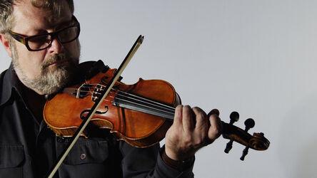 R. Luke DuBois, 'Todd Reynolds, Violin', 2014