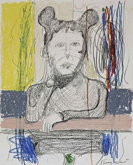 Georg Oskar Giannakoudakis, 'Untitled', 2020