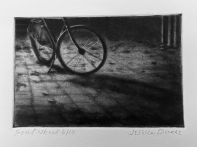 Jessica Dunne, 'Front Wheel', 2006