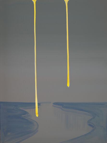 Wanda Koop, 'Note for Dreamline (River) ', 2019