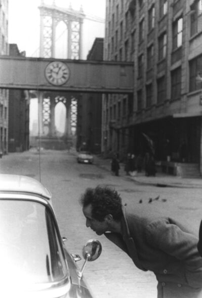 John Cohen, 'Robert Frank During the Filming of Pull My Daisy', 1959