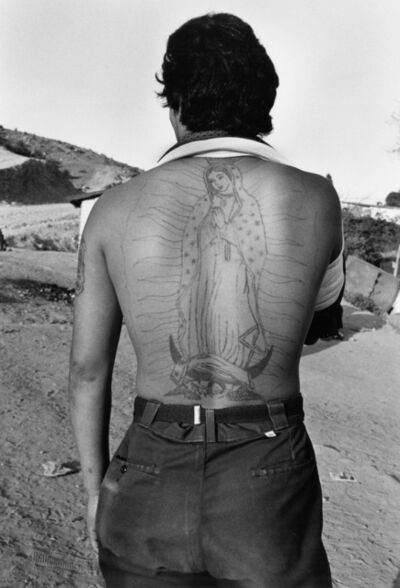 Graciela Iturbide, 'La frontera, Tijuana, México', 1990