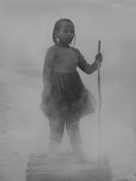 Nick Brandt, 'Zainab, Kenya', 2020