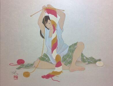 Yoji Kumagai, 'It's the matter of feeling', 2017