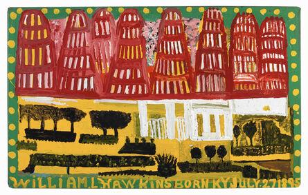 William Hawkins, 'Historical Monument', 1986