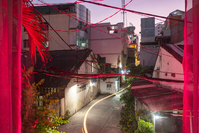 Pipo Nguyen-duy, 'Light Trail', 2016